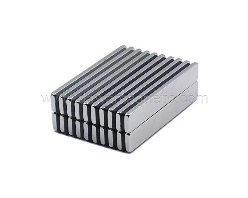 Strong Bar Shape NdFeB Magnet