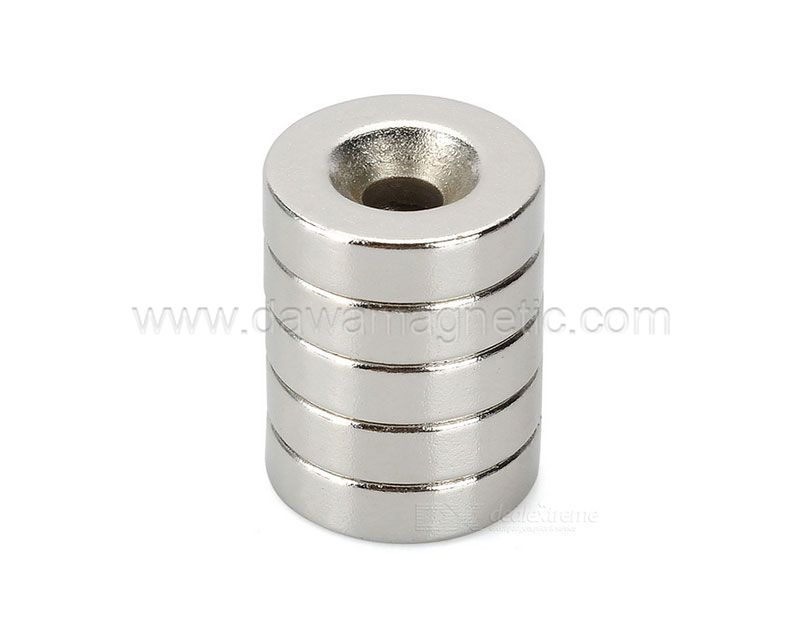 Manufacturer Supply Ndfeb Rare Earth Magnet