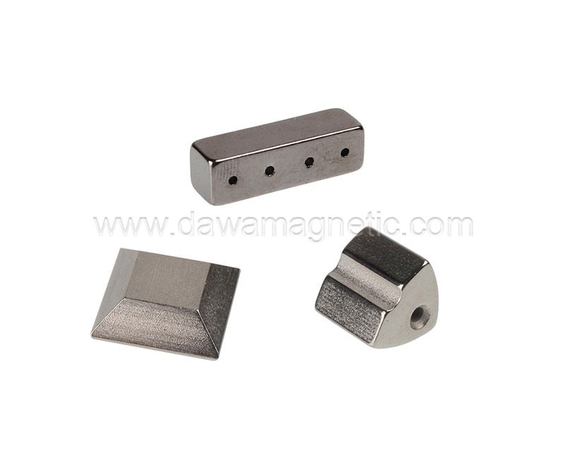 Wholesale Customized Industrial ndfeb permanent magnet