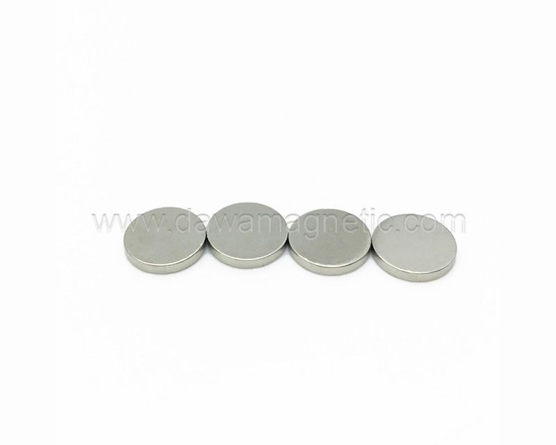 Permanent Neodymium Magnet at high grade