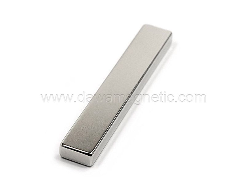High Quality Permanent Bar Shaped Magnet
