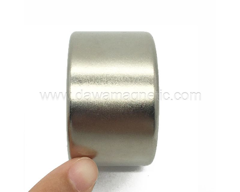 High Quality Rare Earth Permanent Magnet Neodymium Magnet N52