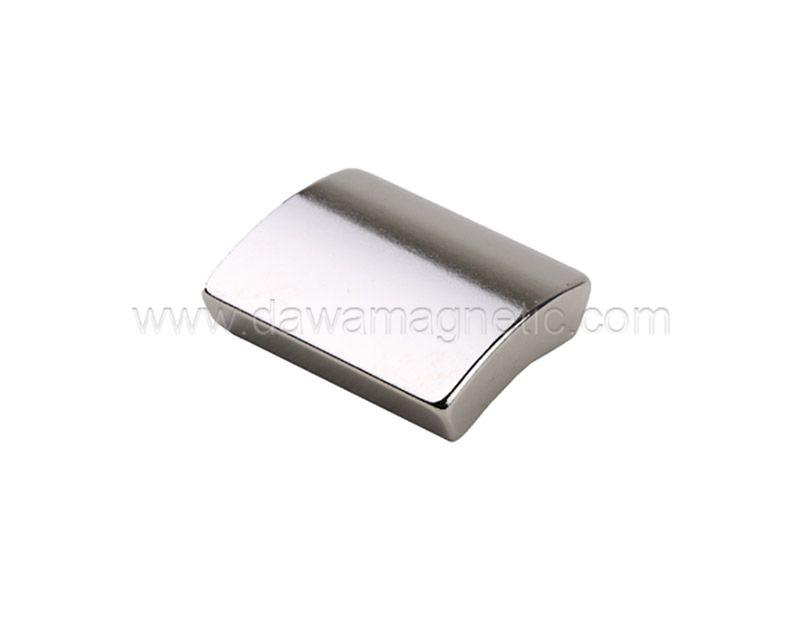 NdFeB Cheap Neodymium Arc Curved Permanent Magnet