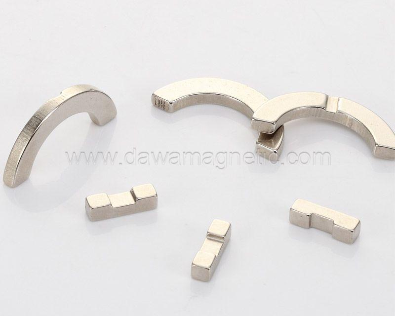 NdFeB/Permanent/Rare Earth Arc/Segment/Curved /Tile Magnet