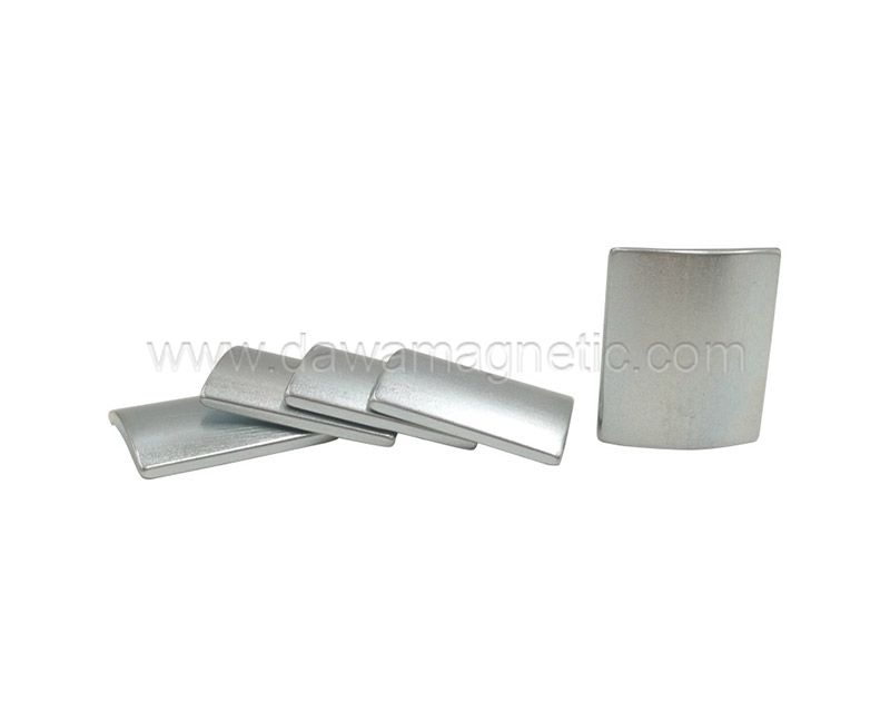 Competitive Price High Quality Arc Neodymium Permanent Magnet