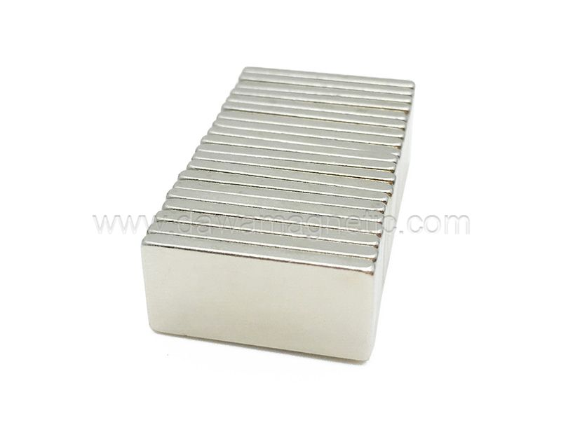 Permanent Super Strong NdFeb Magnet Photo Block Magnet