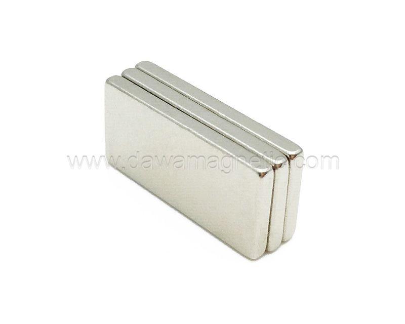 High Performance Permanent Block Neodymium Magnet Cude Magnet