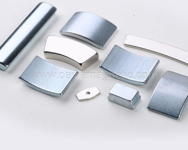 Arc Bar Disc Cylinder Ring Shape Super Strong Permanent N52 Neodymium Magnet