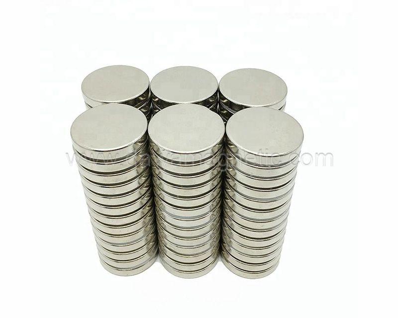 Customized Neodymium Magnets Disc Super Strong N45 N50 N52 Magnet