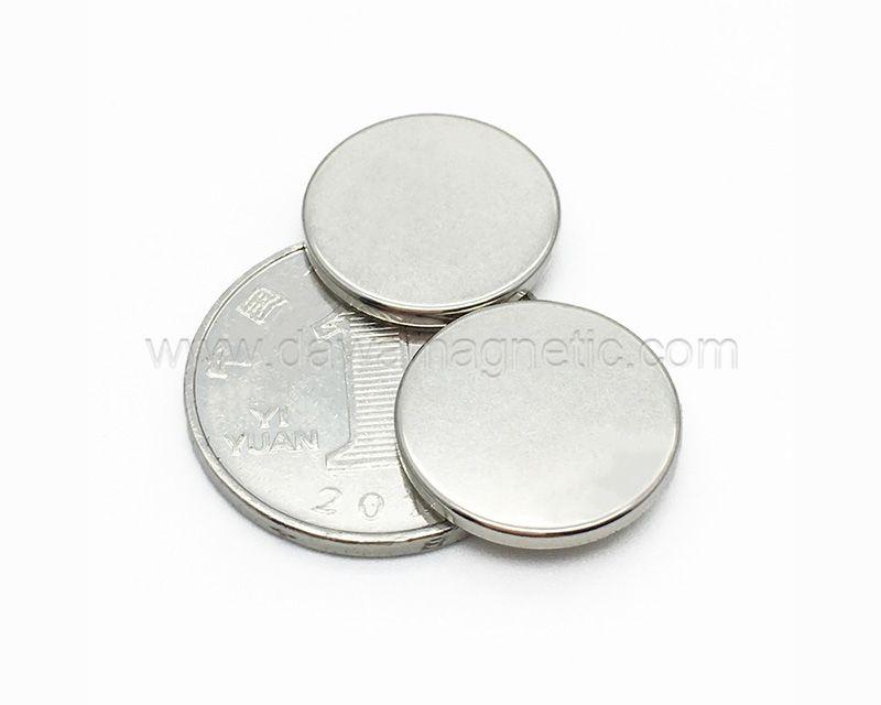 Small Neodymium Magnet Manufacturer , Round Disc Neodymium Magnet