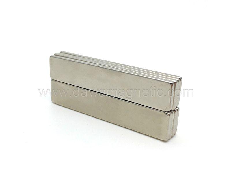 Super Strong NdFeB Rare Earth N52 Block Neodymium Magnet for fridge magnet