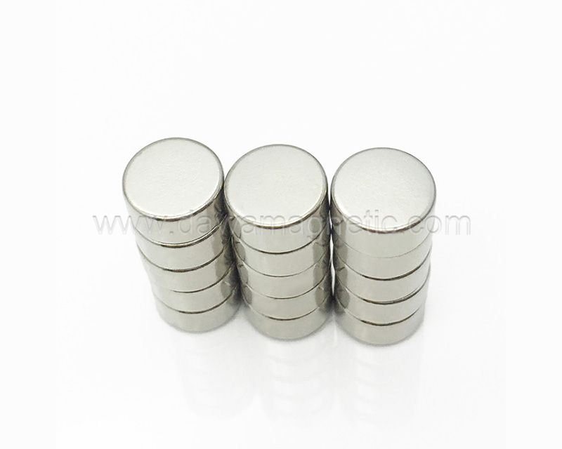 Making Permanent Disc/Cylinder/Bar/Neodymium Magnet