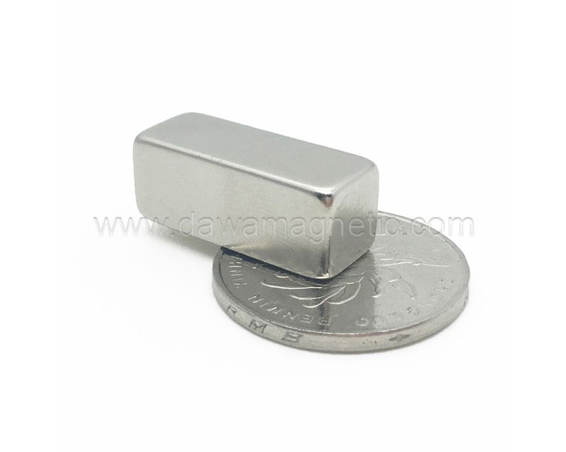 N52 Block Rare Earth Super Strong Neodymium Magnet