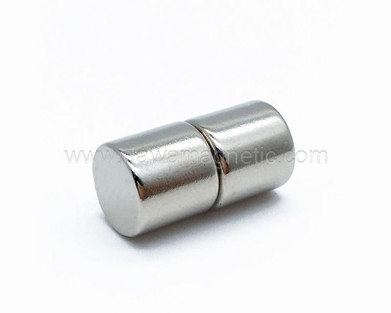N42 cylinder neodymium magnets