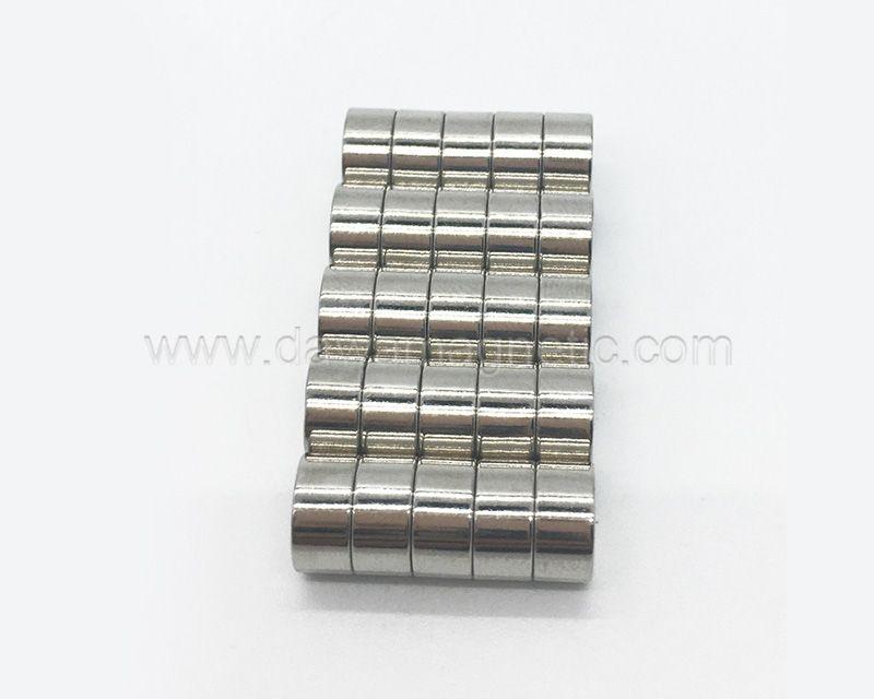 30 years Factory Direct N35 N52 disc Neodymium Magnet