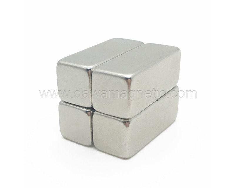 N52 Block Neodymium Magnet 50 X 25 X 10mm Strong magnet