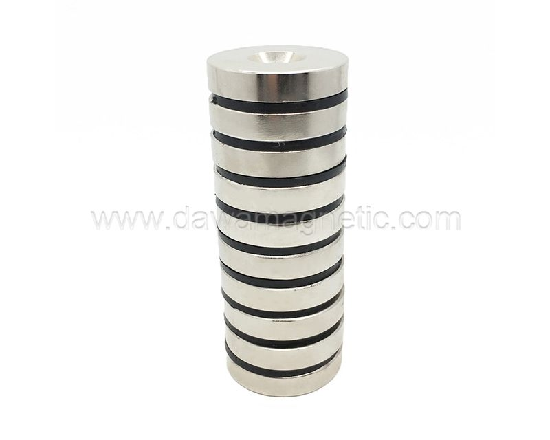 OEM Customized Strong Thin Neodymium Magnet