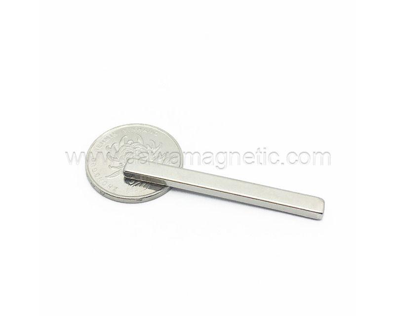 Super Strong Customized Magnet Bar Block Rare Earth Neodymium Magnet