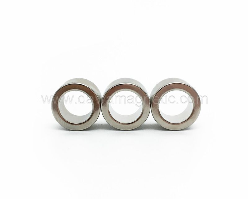 Good Quality N52 Ring Neodymium Magnets for sale