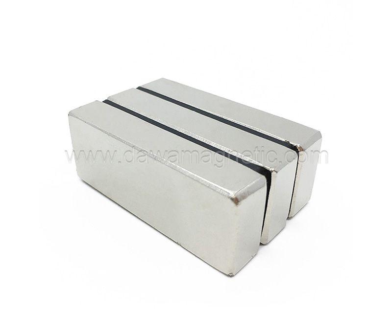 Strong Block Rare Earth N52 Neodymium Magnet