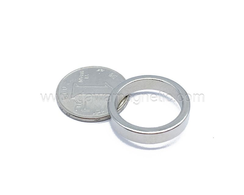 NdFeB Neodymium Large Magnet Ring