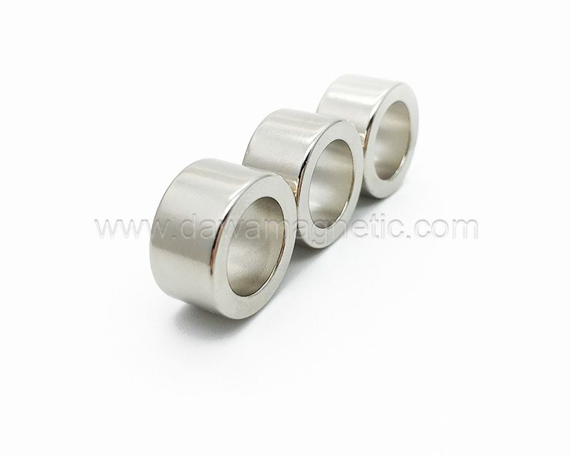 Neodymium Magnet Ring N50 Permanent Magnet For Sale