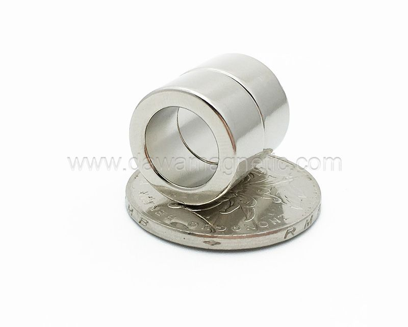 30 Years Experience Neodymium Magnet Ring N52 Magnet With Good Quality