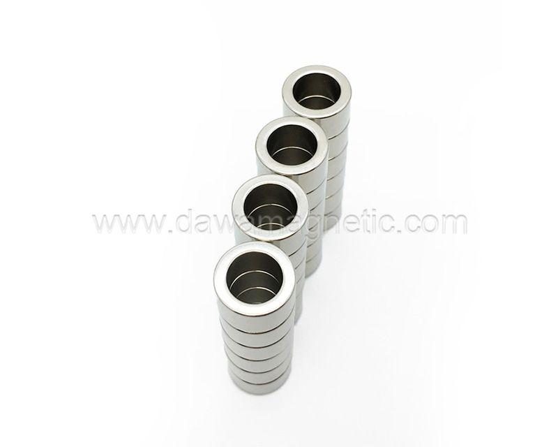 Strong Large Neodymium Magnet Ring for Speaker