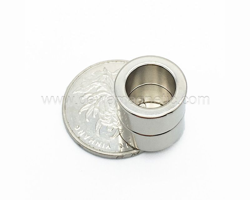 NdFeB Rare Earth Permanent Neodymium Magnet Ring 20mm