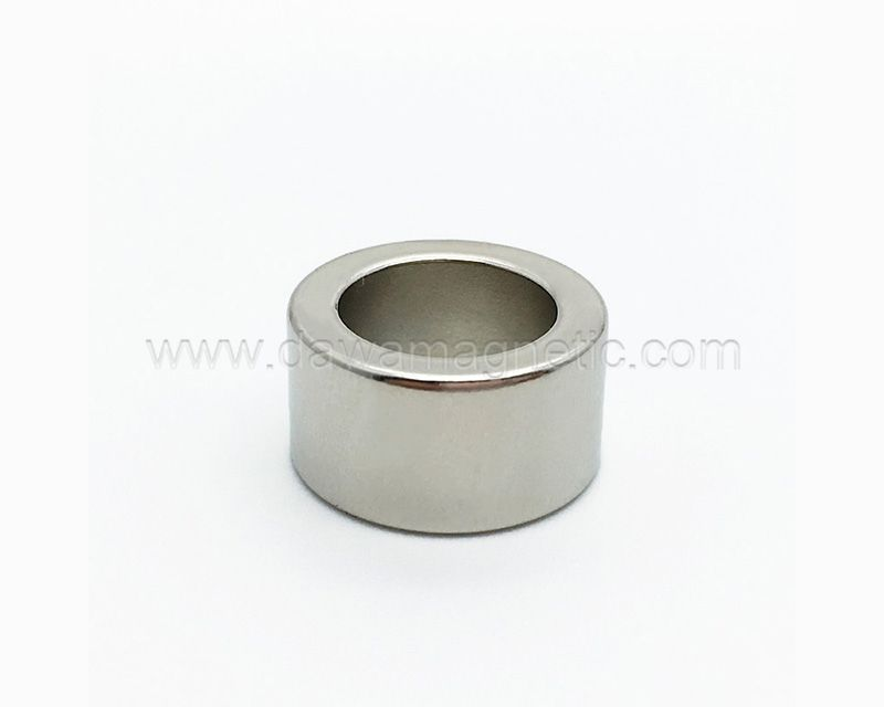 Factory Supply Best Quality Countersunk Hole NdFeB Magnets