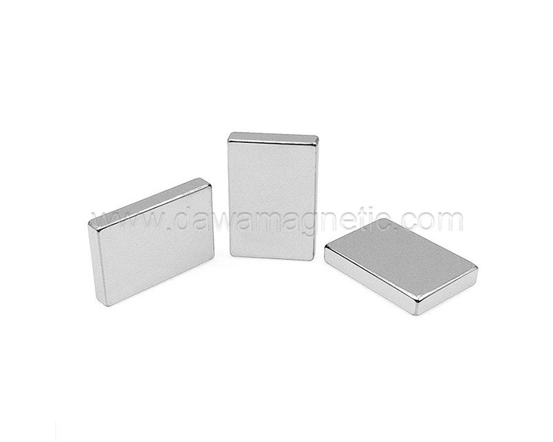 Nickel Coated NdFeB N42 Magnet Manufacturer With RoHS