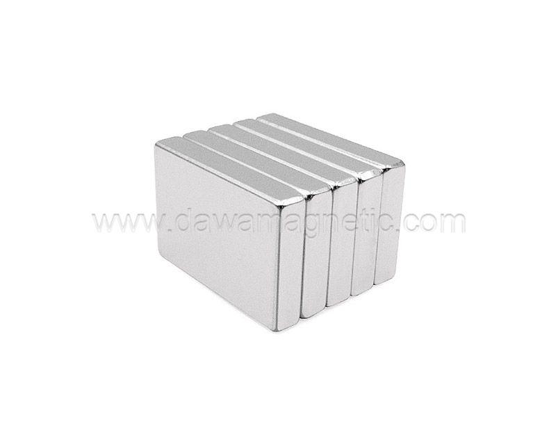 Neo/NdFeB/ Neodymium Magnet with Znic Coated