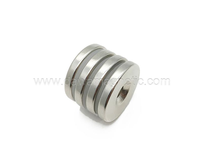 High Performance Sintered NdFeB Magnet for Consume Electronics