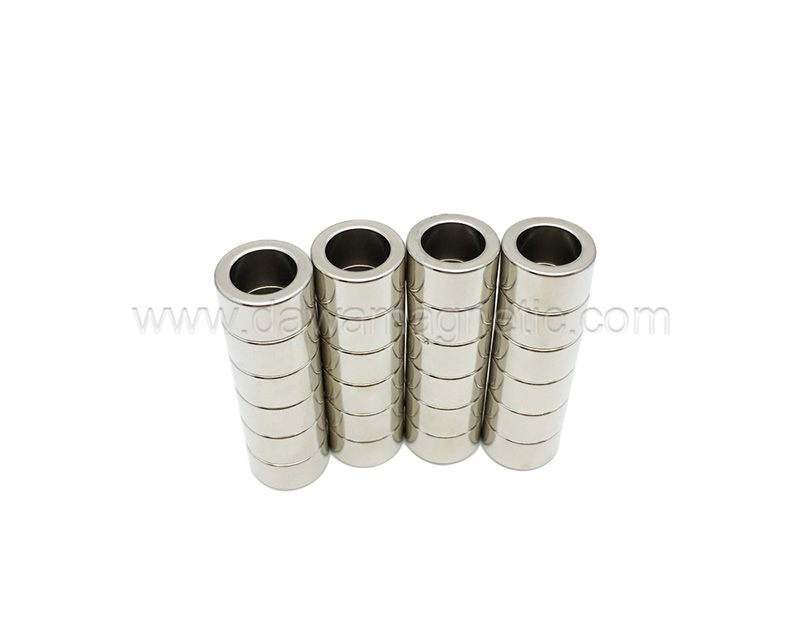 High Quality Super Strong Sintered Ndfeb Magnets
